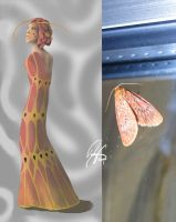 Moth Series 11-The Jewel by SineSquared