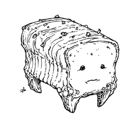 A Type of Loaf by edcomics