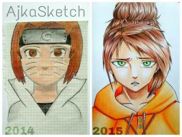 MEET THE ARTIST - Q and A by AjkaSketch