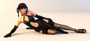 Lei Fang 3DS Render 5 by x2gon