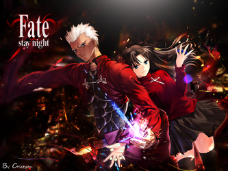 Fate stay night by cristyan31