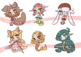 Tiny adopts 01 - CLOSED by Next--LVL