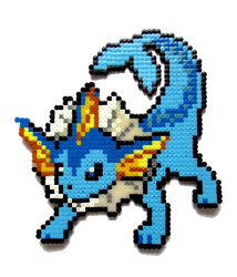 #134 - Vaporeon II by Aenea-Jones