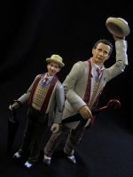 Dapol and Character Options: 7th Doctor Tan Coat by Police-Box-Traveler