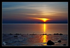 The sun over Wales by Alexandra35