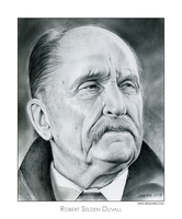 Robert Duvall by gregchapin