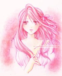 Pink Sweetheart by MizuuHime