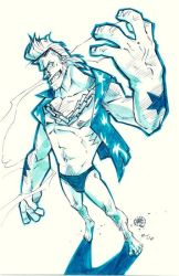 Just One Piece - Franky by OXOTHUK