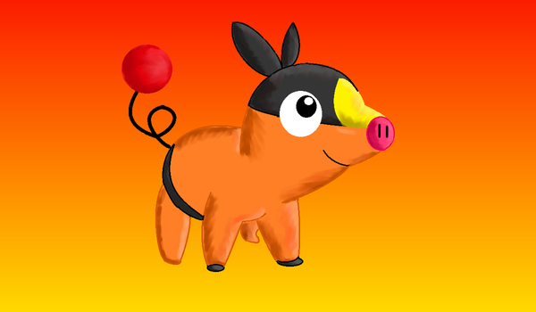 Tepig -Pokemon by Dragonsong3