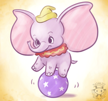 Dumbo by Twime777