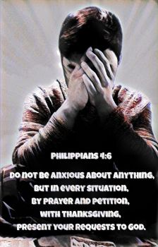 Philippians 4:6  by ExposeTheBeauty