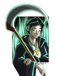 SDR - The Reaper by Riatsila