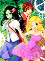Wicked: The Witches of Oz by RumTumTugger820