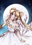 Princess Serenity by Rozenberry
