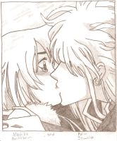 The Kiss by Vampress07