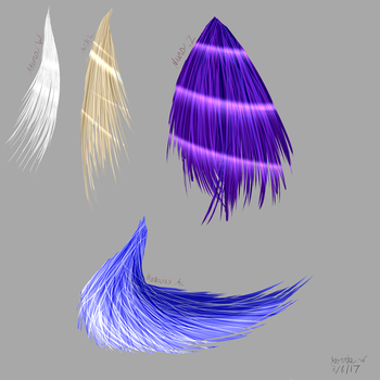 No Line Hair Practice by VixenAKAMangle