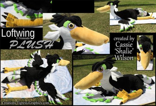 Plush - Loftwing by Shalie