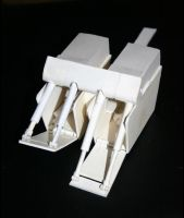 AT-AT Barge Paper Model by SatchelMarr