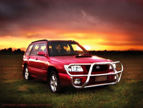 Forester GT by mgc81