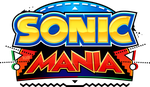 Sonic Mania Reimagined Logo by NuryRush