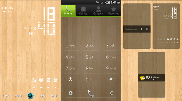 Android 2.2 CM6 by slp44