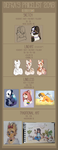 PRICELIST 2018 (read description) by Deferdenaa