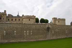 Tower of London by Cynnalia-Stock