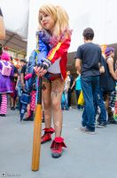 Harley Quinn by JNCosplayers