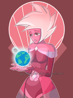 This Is Your Planet After All by PearlyGlow