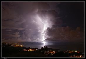 Caribbean Storm by DaCorsican