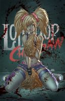 Lollipop Chainsaw Pinup by IRLGZZ
