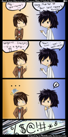 Death Note : Raito's Name by BabiSasuke