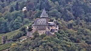 Castle Stahleck (new edt) by UdoChristmann