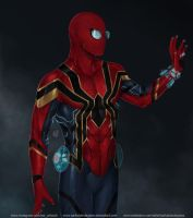 Wow This Suit Is Awesome! by SaifuddinDayana