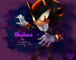 Shadow by FizzyMelon