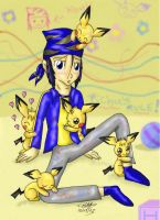 The Horrors of Pichu-Sitting by pdutogepi