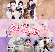 (CLOSED) Psd  Header #2 by Fenty34000