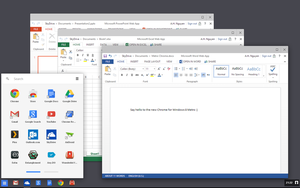 Meet the new Metro Chrome for Windows 8 by link6155