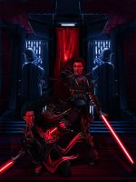 Sith dueling by AHague