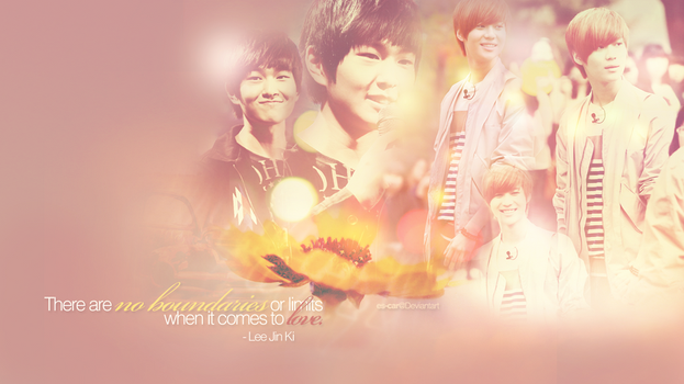 Onew Wallpaper by Es-car