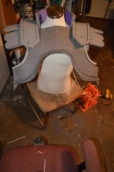 Making the Ganondorf armor 1 by jaredjlee
