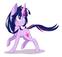 Pony1 - Twilight Sparkle by SilberSternenlicht