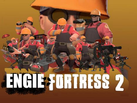 ENGIE Fortress 2 by Arzator-Vanator