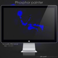 Phosphor painter by UltimateRT