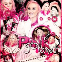 Pink Planet by Sunni1DBieber