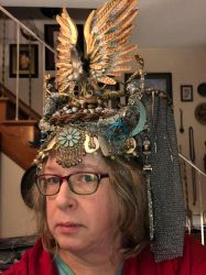But Wait 1...Headpiece finished AGAIN by badgersoph