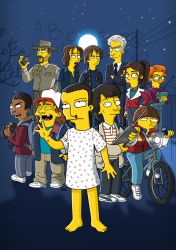 Simpsonized Things by ADN-z