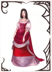 Louis XIV dress by Emi-Hotaru