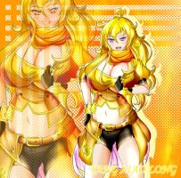 Yang Xiao Long by Ke-on