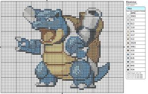 9 - Blastoise by Makibird-Stitching